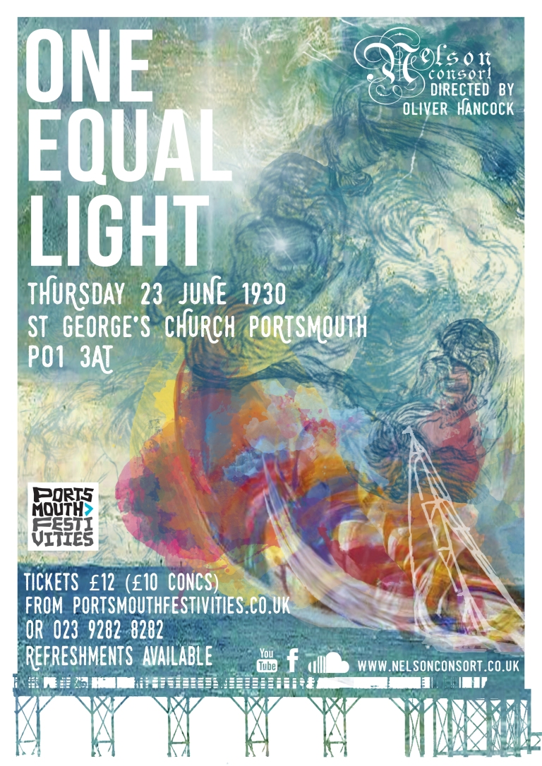 Nelson Consort One Equal Light poster