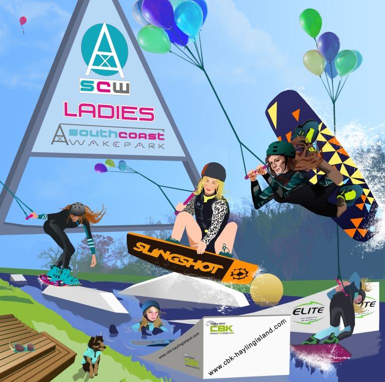wake-ladies